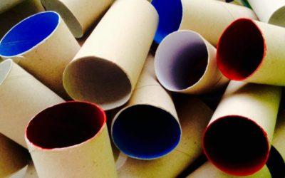 Basteln mit Klorollen – Ideen und benötigtes Material