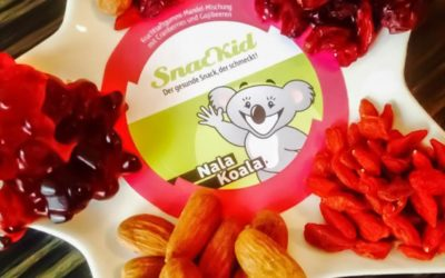Snacks mit Vorzügen – Gesunder Snack immer und überall